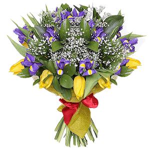 Цветы вязьма
